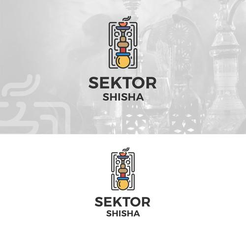 Sektor Shisha  - Logo