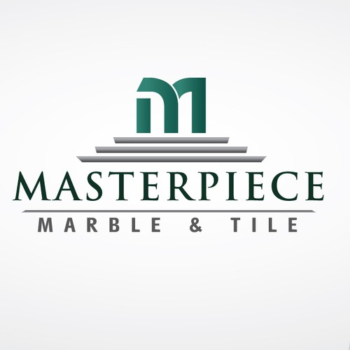 Help Masterpiece Marble & Tile with a new logo