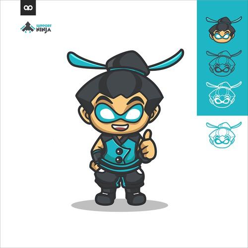 Mascot Ninja