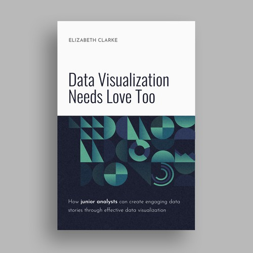 Data Visualization Book Cover (Alternate Concept)