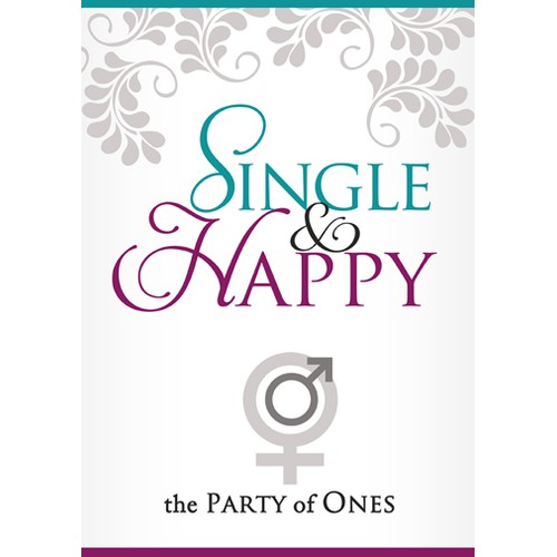 book or magazine cover for Party of Ones