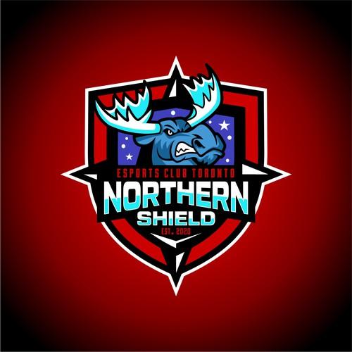 Winner of Northern Shield Contest