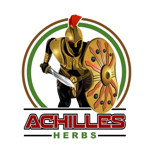 Logo For Achilles Herbs