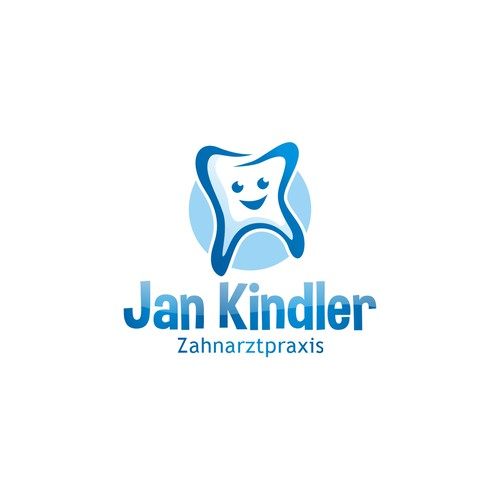 create a newlogo for a german dentist office