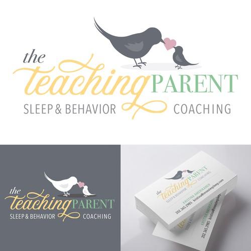 sleep and behavior coaching logo