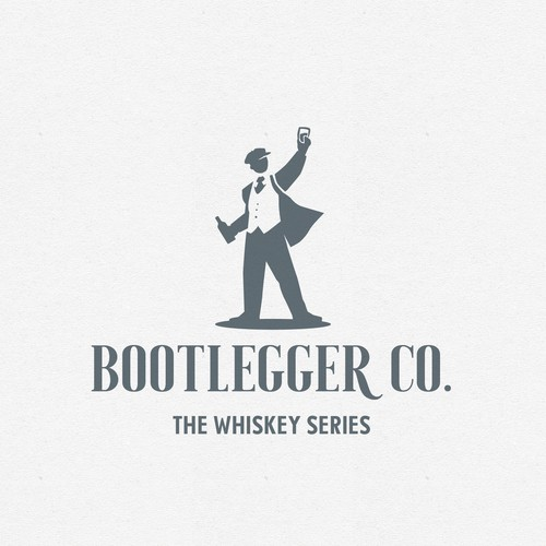 Logo for whiskey subscription service
