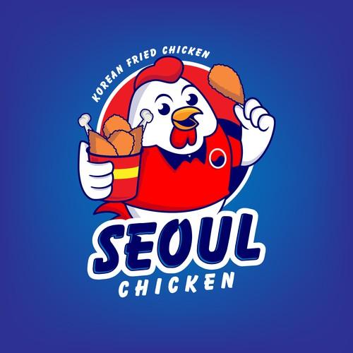 Logo for Seoul Chicken