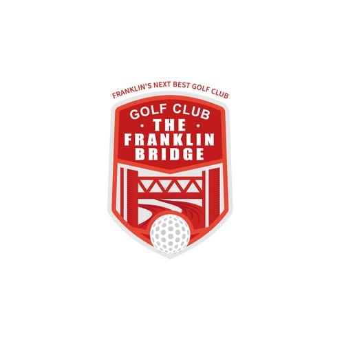 Logo design for a golf club