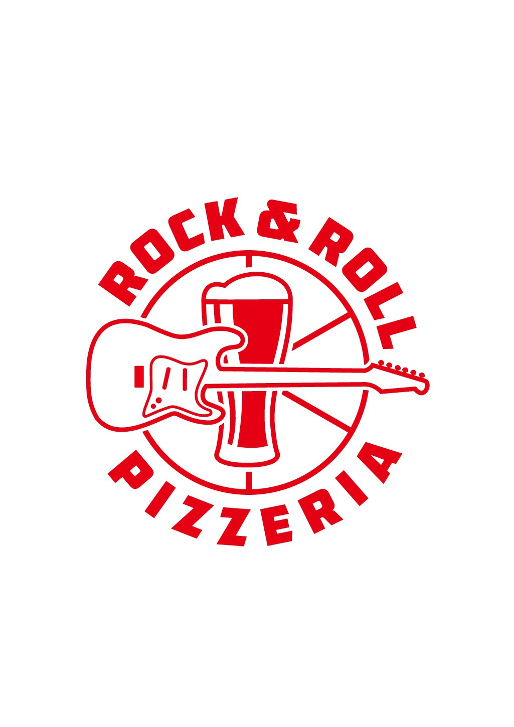 Help us rebrand our rock&roll pizza bar