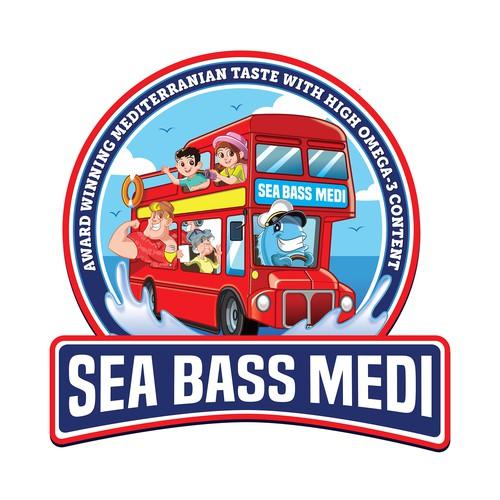 sea bass medi logo