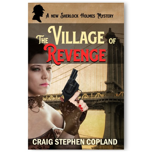 A new Sherlock Holmes Mystery book
