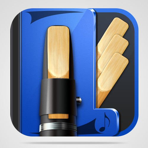 Reid Belton App Icon Design