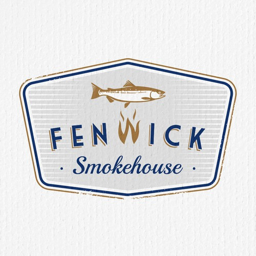 Create the winning logo for Fenwick Smokehouse