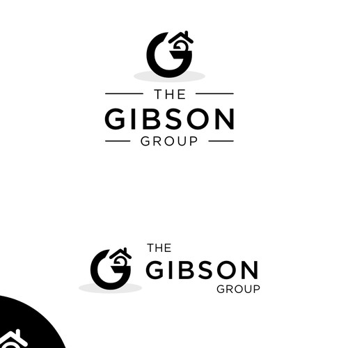Logo design for a group of company