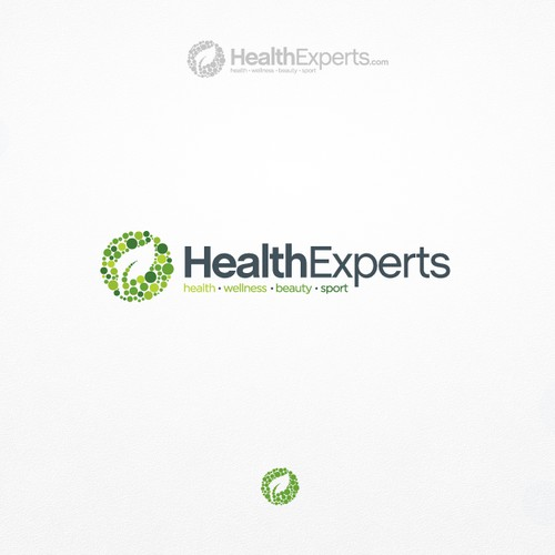 Logo design for Health Experts