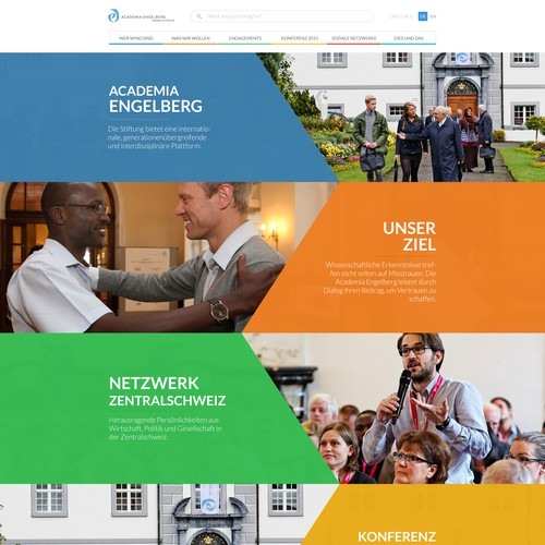 Swiss Conference Homepage