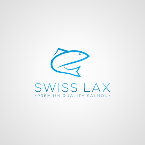 Premium Logo for Swiss Lax