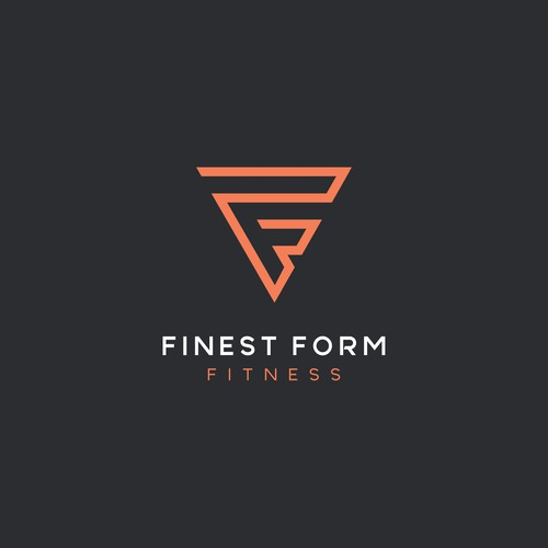 Logo concept for FINEST FORM FITNESS