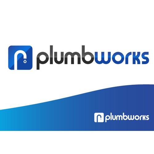 Create an eye catching logo for a start niche market plumbing business