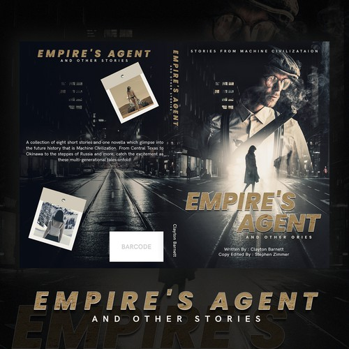 Empire's Agent and Other Stories
