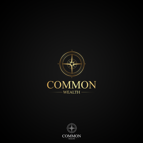Logo concept for CommonWealth Company