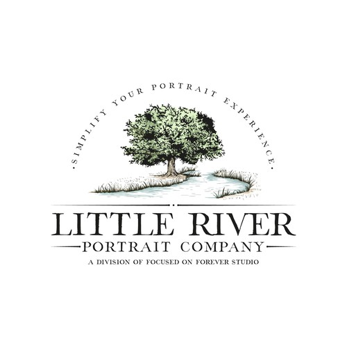 Logo for Little River Portrait Co.