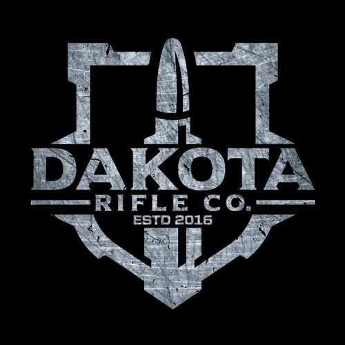 Logo for Dakota Rifle Co.