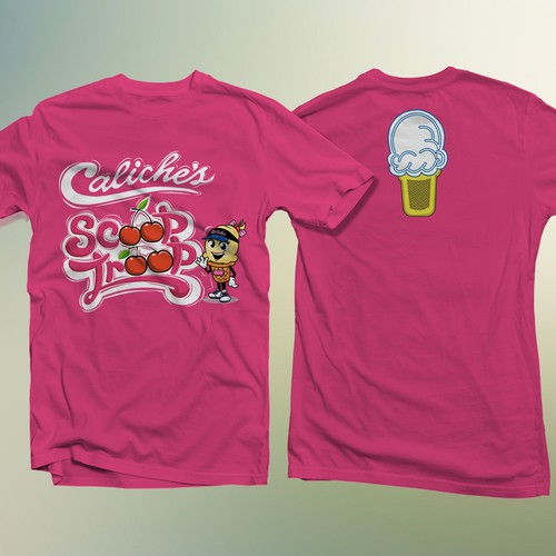 Tees for chaliche's