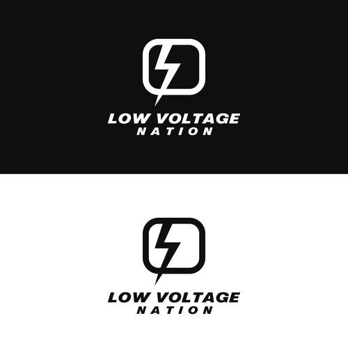 Logo for Low Voltage Nation