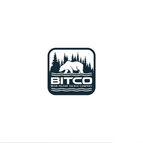 BITCO Fishing TackleCustom Logo