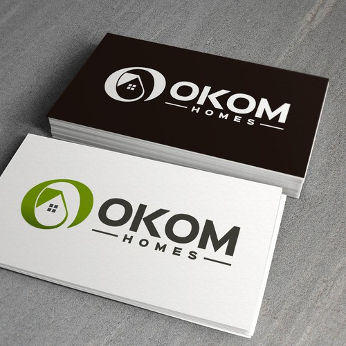 OKOM homes Logo