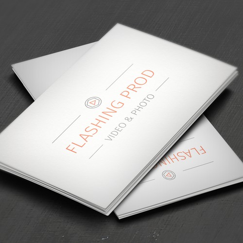 Create a logo for a wedding and events video agency