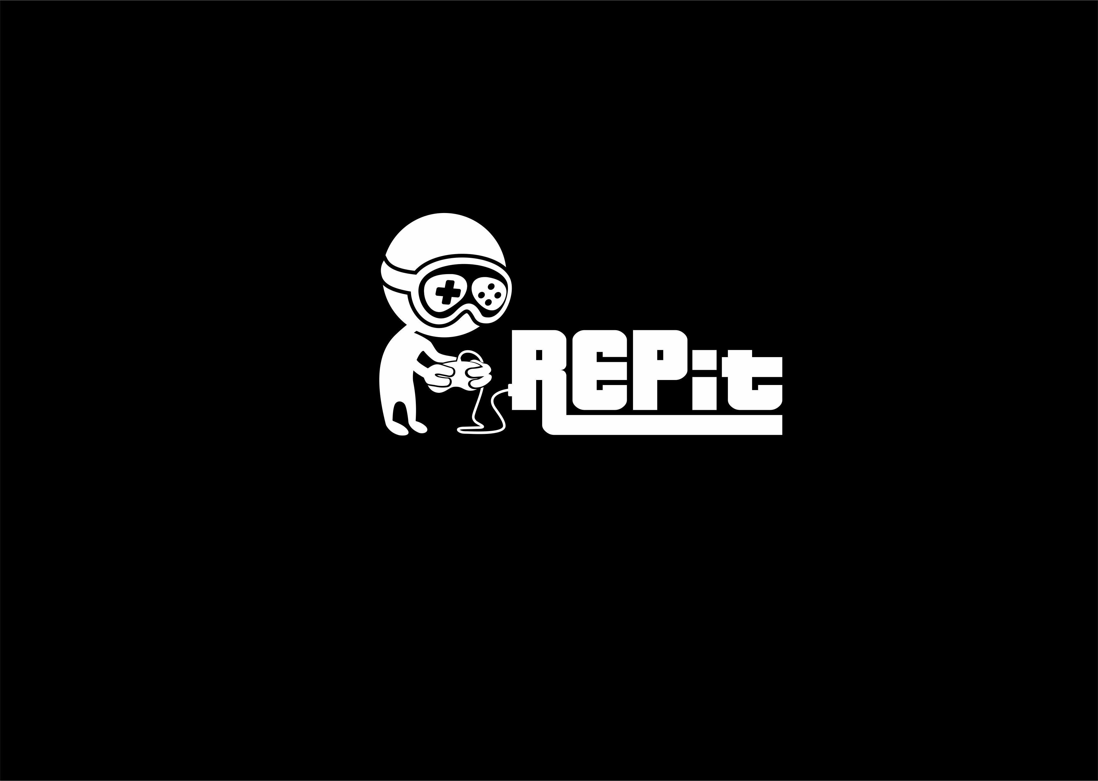 Create a logo for REPit Games!