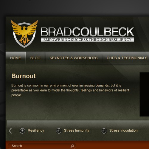 Personal Logo for Brad Coulbeck