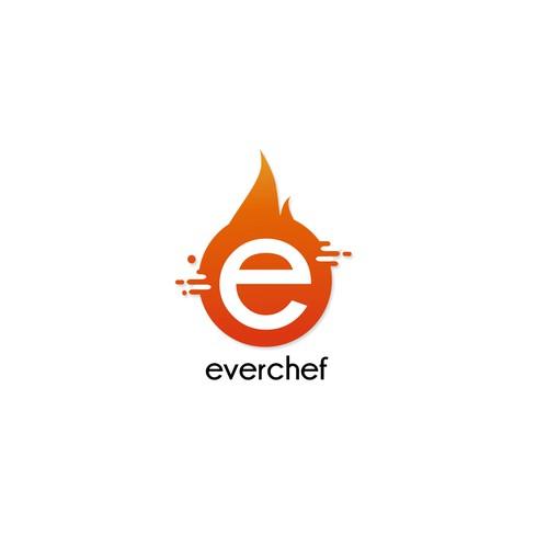Ever Chef Logo