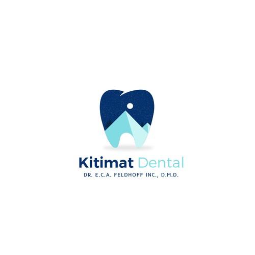 Logo for Kitimat Dental