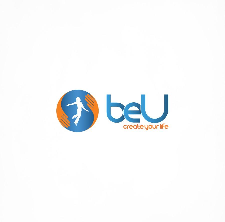 BeU logo design