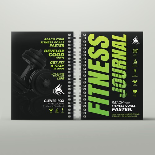 clever fox fitness Journal