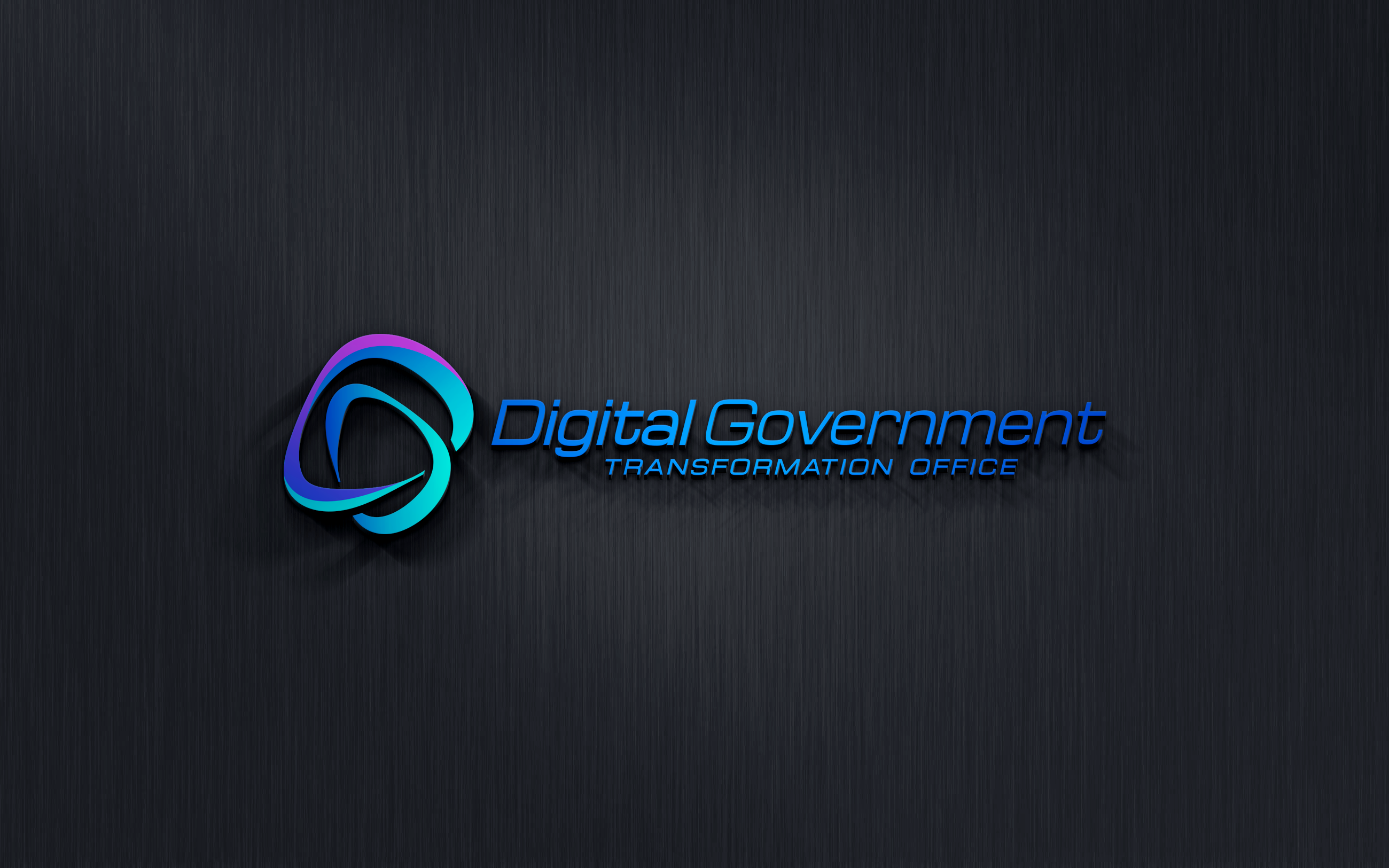 design a logo for government office which oversee and governs digital transformation  in the governm