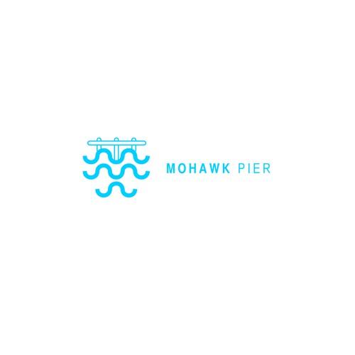 Logo for Mohawak Pier