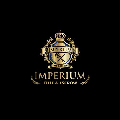 Emblem design for Title and escrow company
