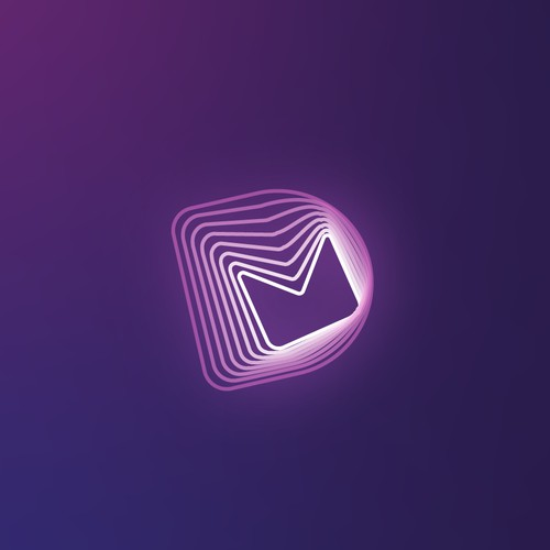 Monogram logo D+M
