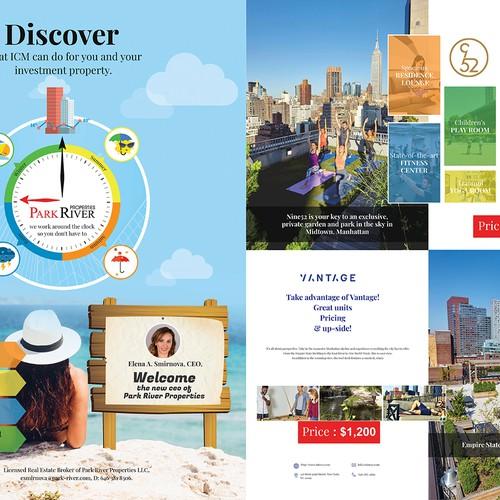 Brochure / Magazine design
