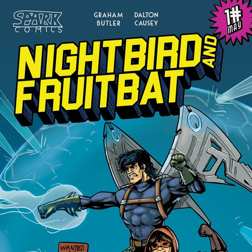 Night Bird & Fruit Bat