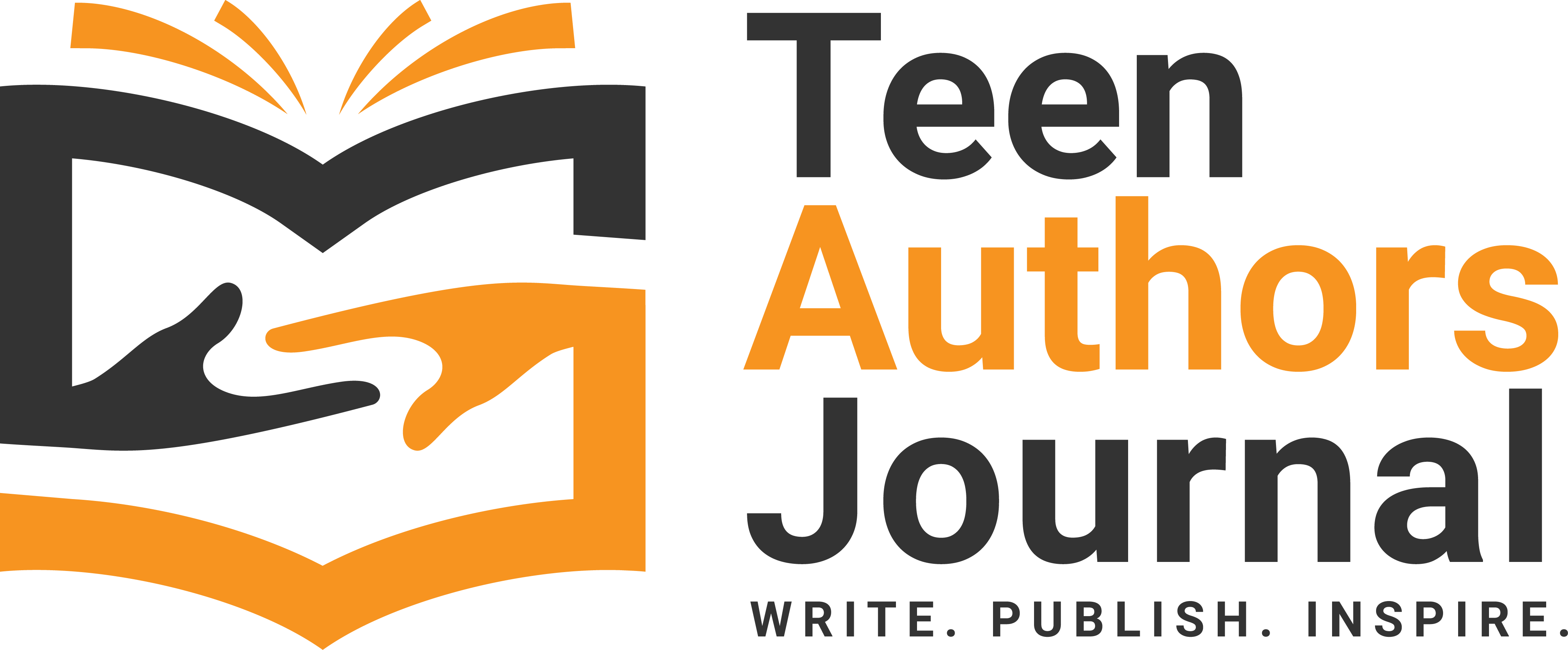 Teen authors' blog site needs a fresh new logo that really pops!