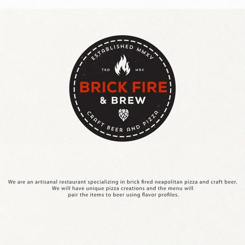 BRICK FIRE & BREW