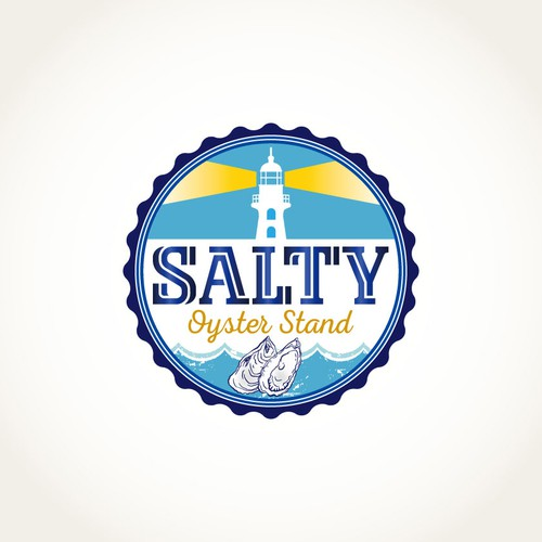 SALTY Oyster Stand