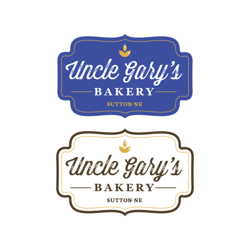 Logo for an amazing baker