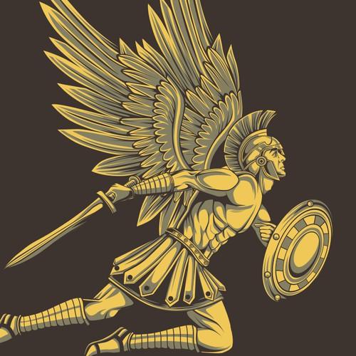 spartan logo for fashion
