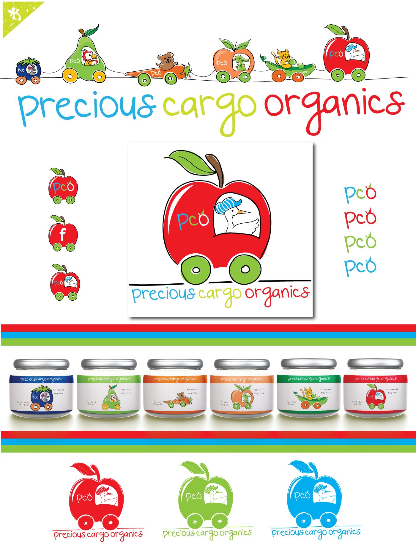 New logo wanted for Precious Cargo Organics